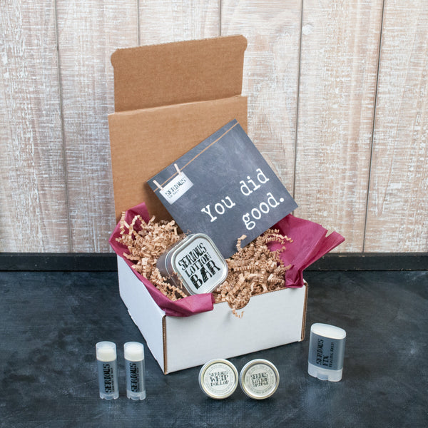 """You Did Good!"" Gift Box"