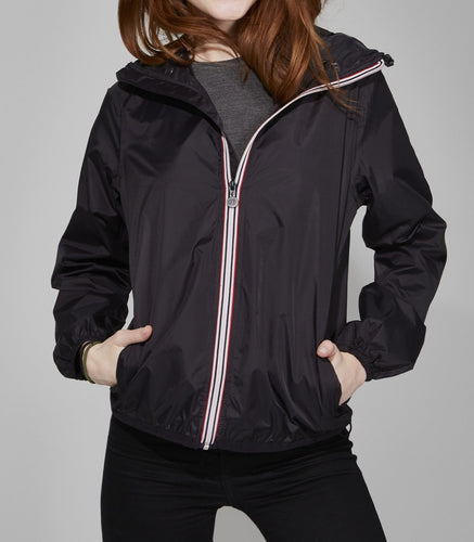 08 Women's Sized Packable Rain Jacket- 2 Colors