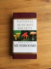 National Audubon Society Field Guide to Mushrooms North America Book