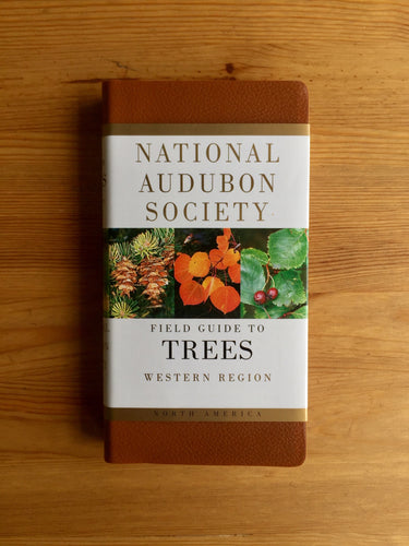 Field Guide to Trees Western Region Book
