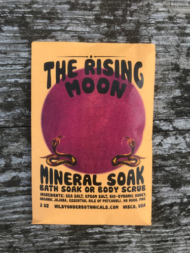 Rising Moon Bath Soak/Scrub