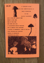 Magic Mushrooms of the Pacific Northwest Booklet by Mushroom John