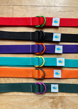 Worn Path Adjustable Belt