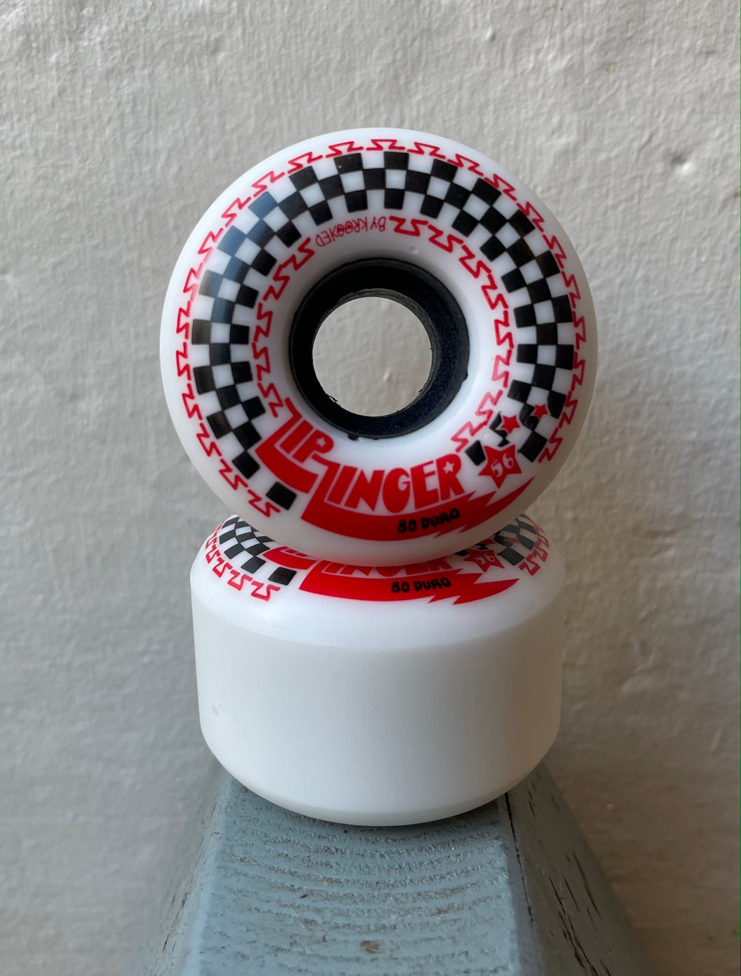 Krooked Soft Skateboard Wheels 56mm