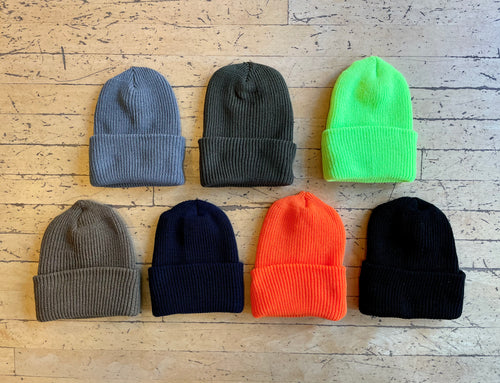 USA Made Watch Cap Beanie