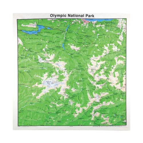 Olympic National Park Bandana