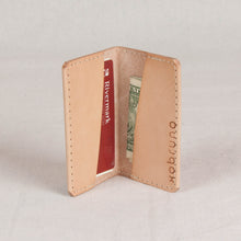 XOBruno Small Folding Wallet- 3 Colors