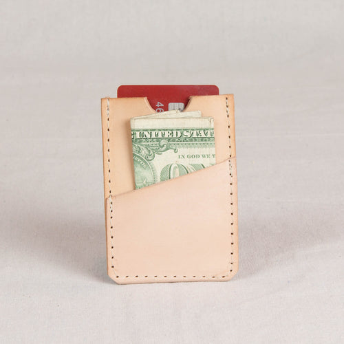 XOBruno Small Flat Wallet- 3 Colors
