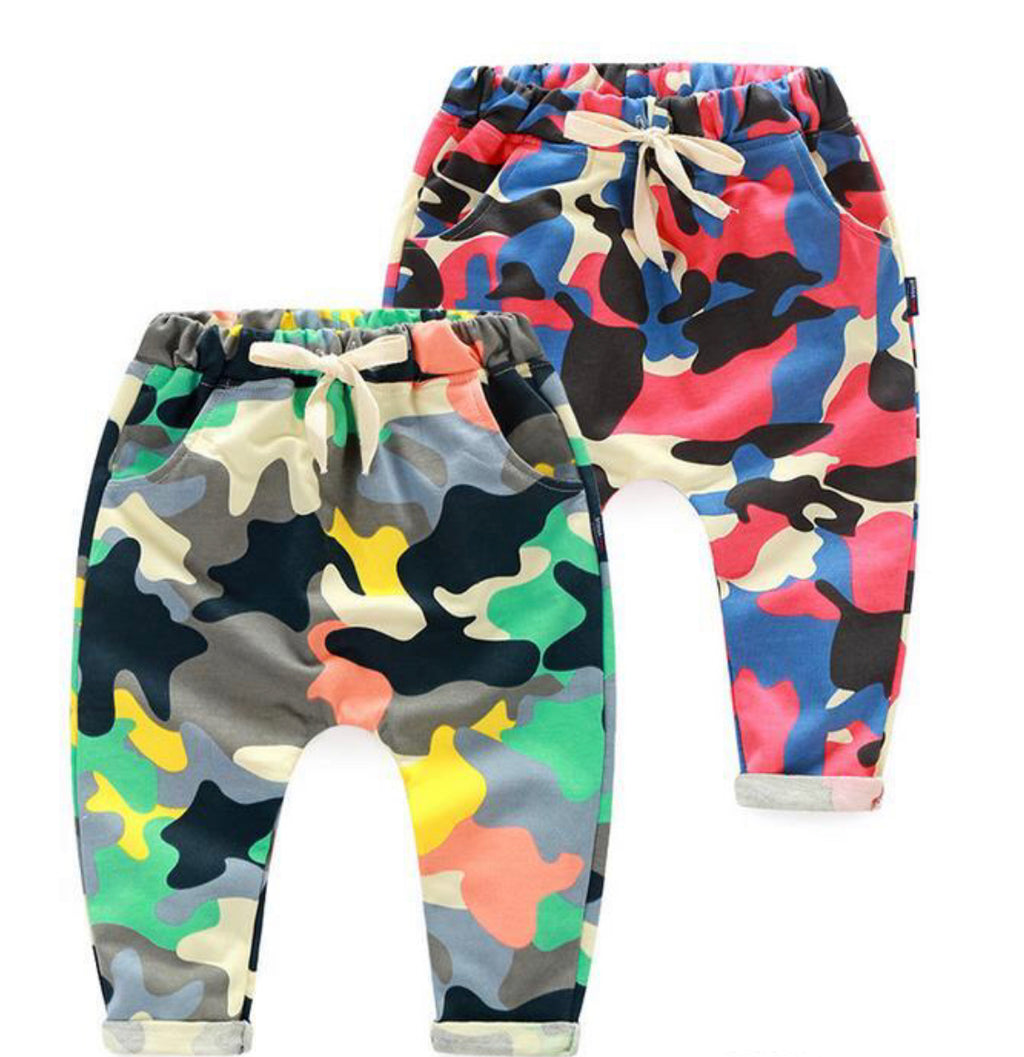 SOLDIER BOY PANTS