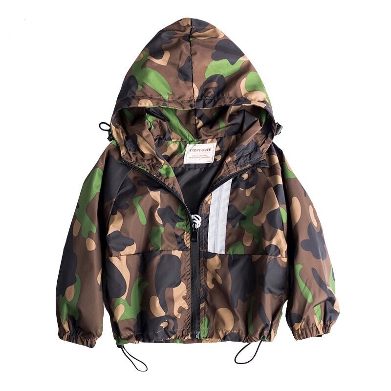ARMY STRONG WINDBREAKER