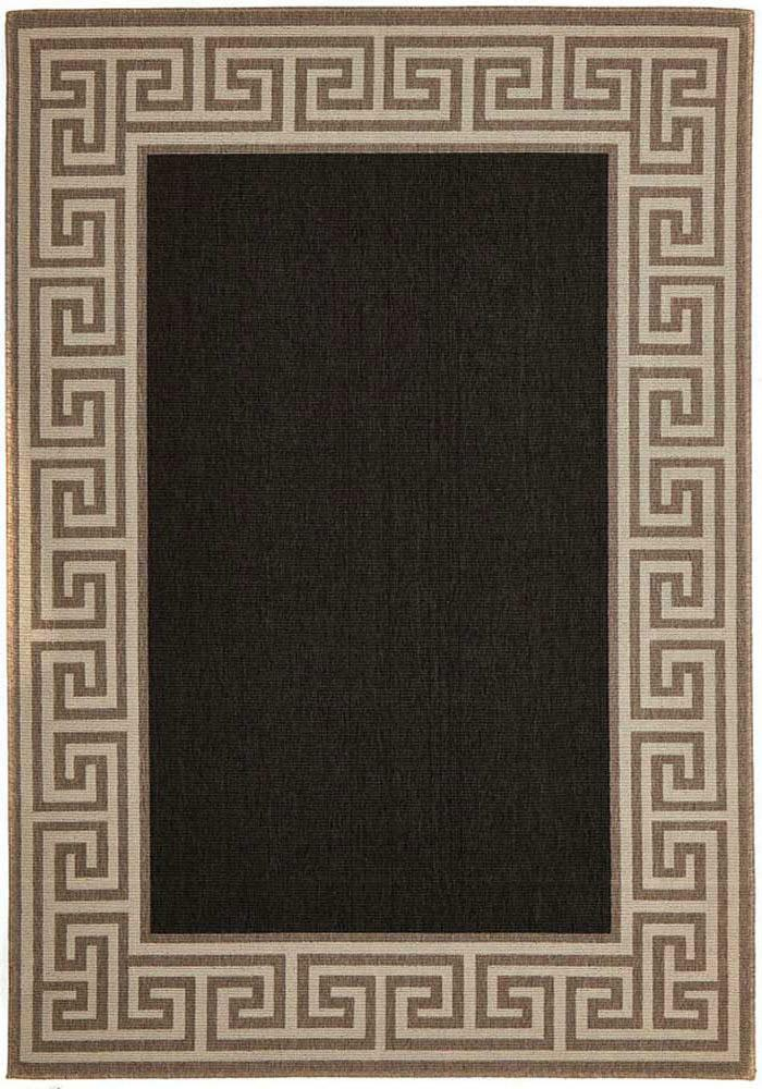 Alfresco-Adonis Charcoal Outdoor Rug-RUG HOME