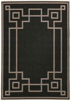 Alfresco-Shanghai Charcoal Outdoor Rug-RUG HOME