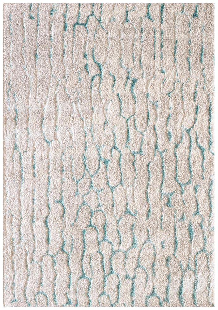 Capri-Abigail Ivory and Bone Modern Rug-RUG HOME