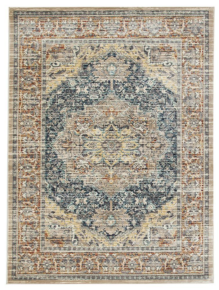 Cascade-Moonlight Lucent Blue Rug-RUG HOME