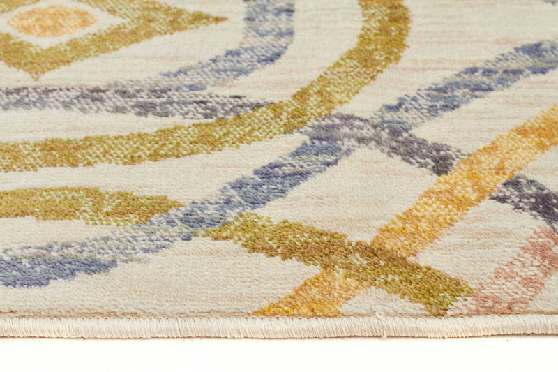 Concepts-Ellis Modern Rug Cream-RUG HOME