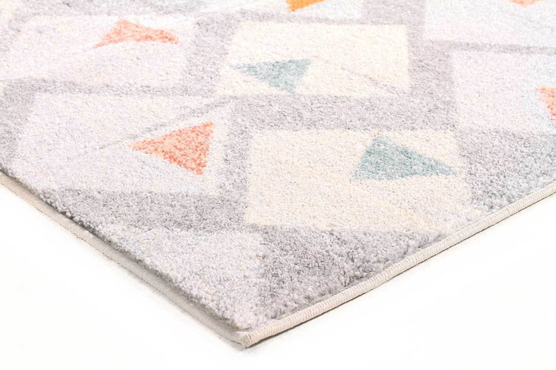 Dimensions-Divinity Time Grey Modern Rug-RUG HOME