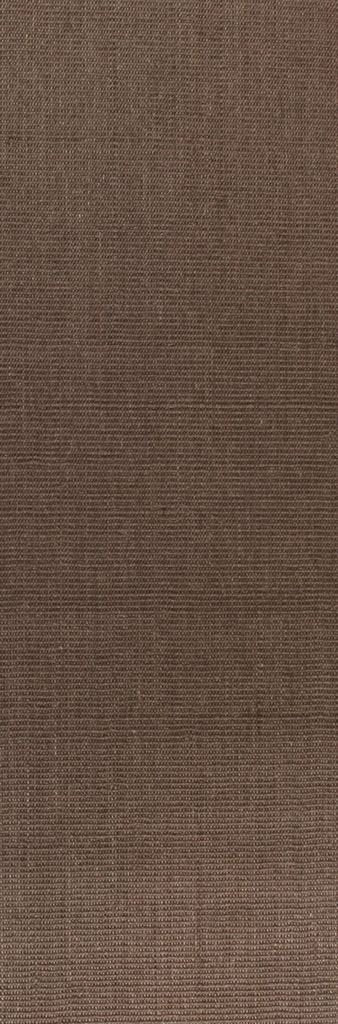 Eco Sisal-Natural Sisal Rug Boucle Brown-RUG HOME