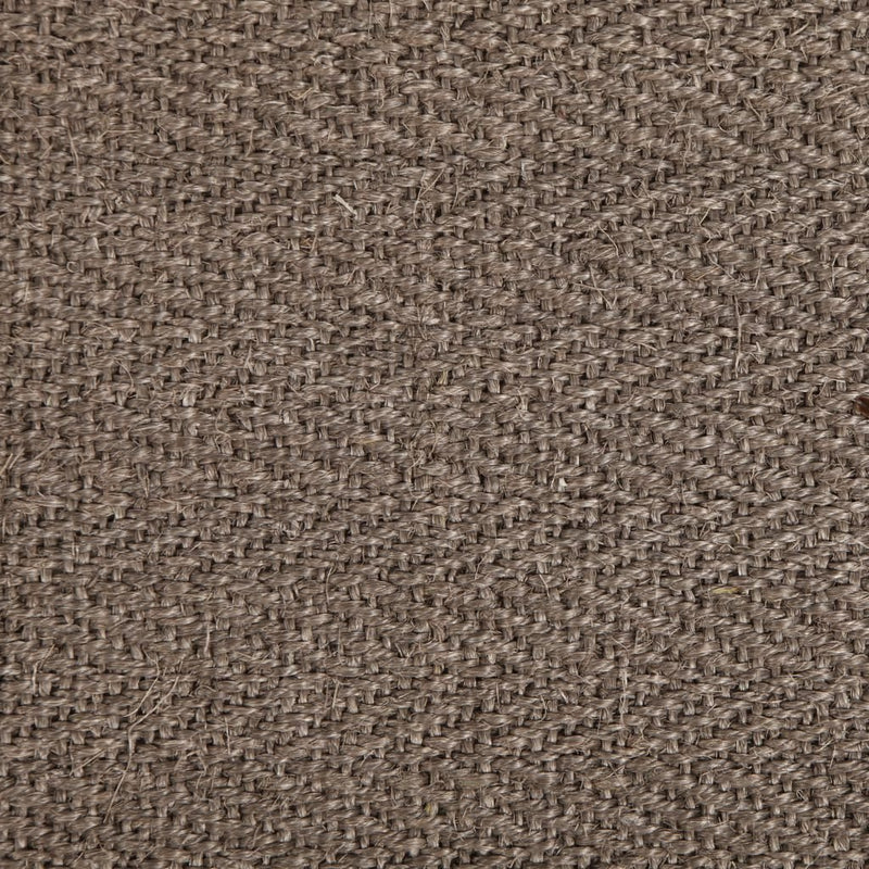 Eco Sisal-Natural Sisal Rug Herring Bone Grey-RUG HOME