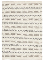 Everest-Fusion Compound Ivory Rug-RUG HOME