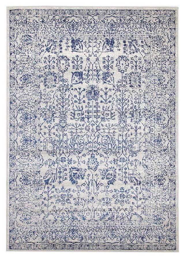Evo Rect-Frost Blue Transitional Rug-RUG HOME