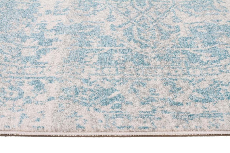 Evo Rect-Glacier White Blue Transitional Rug-RUG HOME