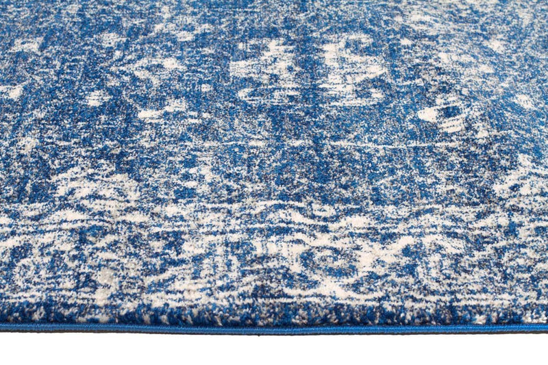 Evo Rect-Oasis Navy Transitional Rug-RUG HOME