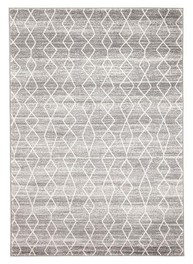 Evo Rect-Remy Silver Transitional Rug-RUG HOME