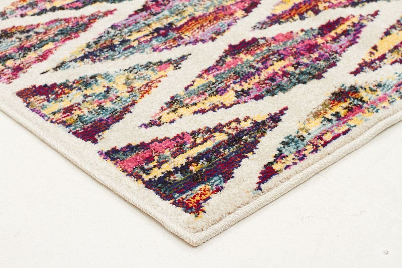 Gemini-Dawson Modern Rug Multi Coloured-RUG HOME