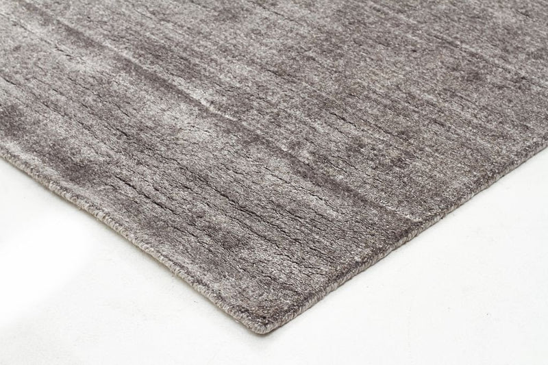Havana-Havana Luxury Hand Knotted Rug Natural Fibres Dark Natural-RUG HOME