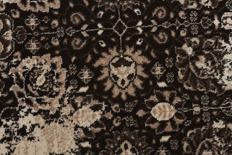 Heirloom-Rembrandt Designer Rug Ivory Brown-RUG HOME