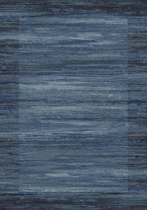 Italtex-Eclipse-Blue Border Eclipse Abstract Modern Thick Rug-RUG HOME