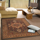 Jewel-Antique Heriz Design Rug Multi-RUG HOME