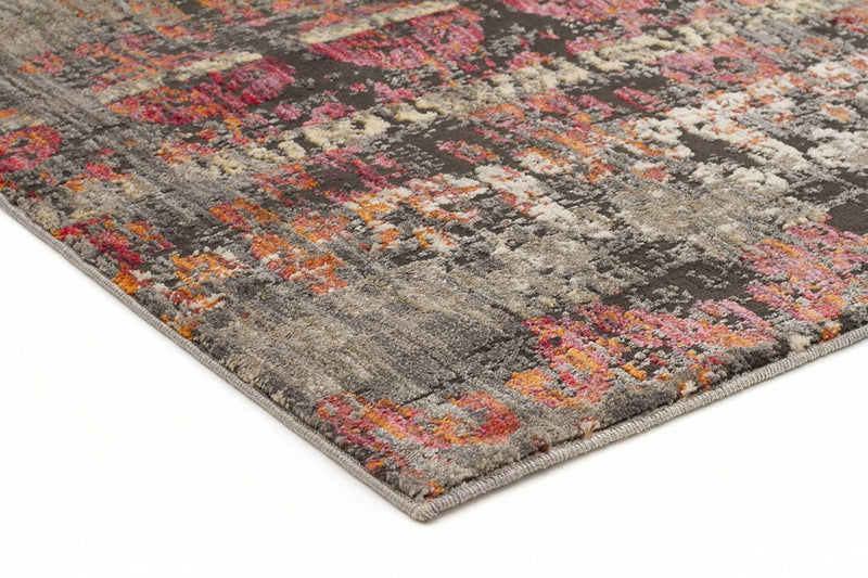 Jezebel-Fluid Eve Modern Rust Rug-RUG HOME