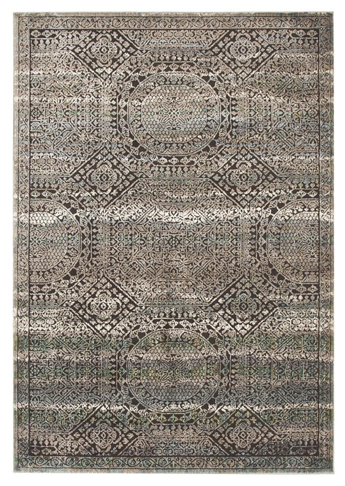 Jezebel-Fluid Morrow Modern Blue Rug-RUG HOME
