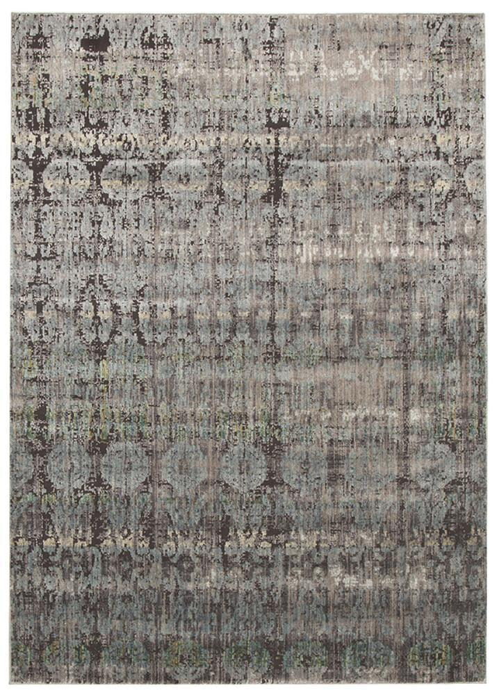 Jezebel-Fluid Nights Modern Blue Rug-RUG HOME