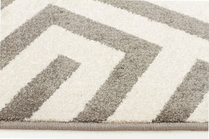 Marque-Indoor Outdoor Dolce Rug Grey-RUG HOME