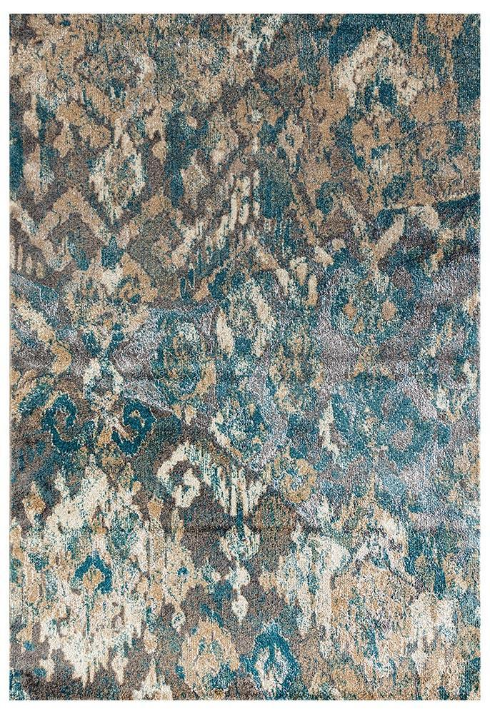 Medina-Julia Urban Stunning Rug Blue Grey-RUG HOME