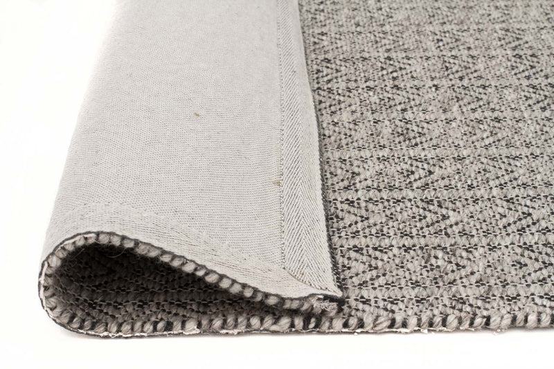 Miller-Rhythm Lyric Grey Rug-RUG HOME
