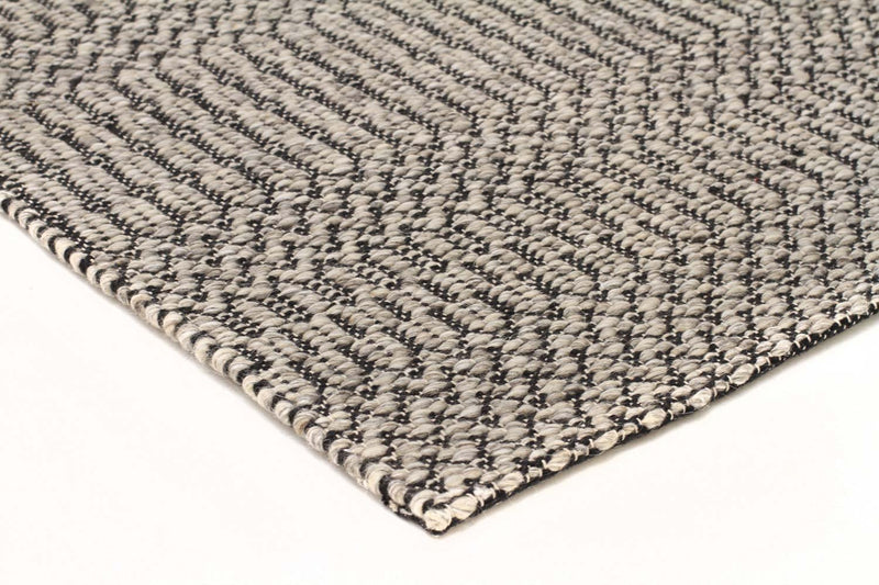 Miller-Rhythm Tune Grey Rug-RUG HOME