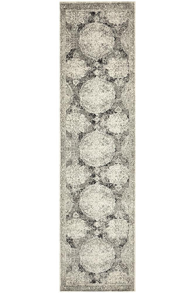 Museum-Museum Beverly Charcoal Runner-RUG HOME