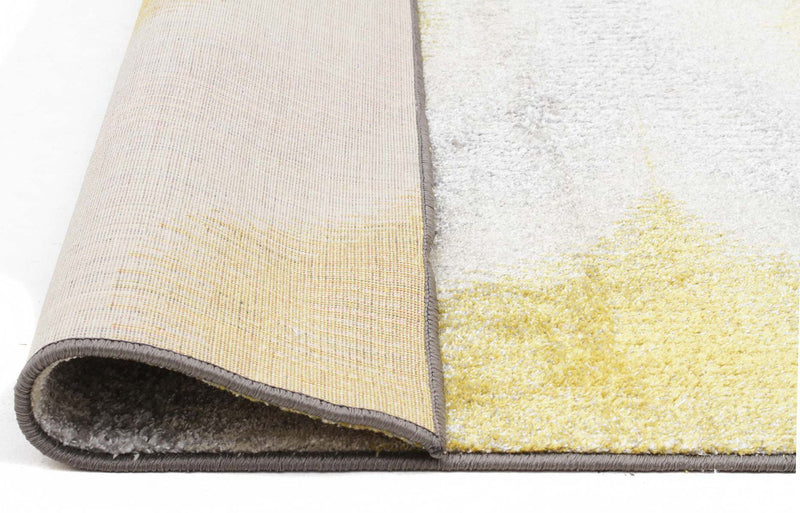 Nitro-Lucid Dream Modern Rug Yellow-RUG HOME