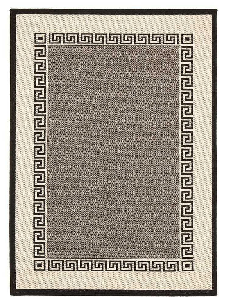 Outdoor-Coast Indoor Outdoor Modern Grey Rug-RUG HOME