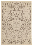 Outdoor-Evolution Indoor Outdoor Modern Beige Rug-RUG HOME