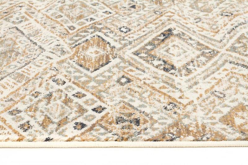 Oxford-Mayfair Tribe Bone Rug-RUG HOME
