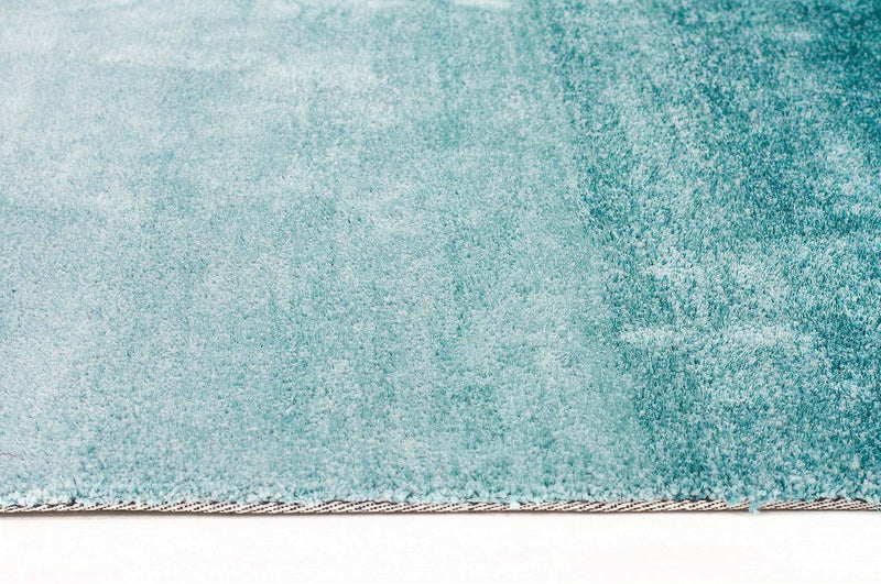 Prism-Blair Shaded Blue Textured Rug-RUG HOME