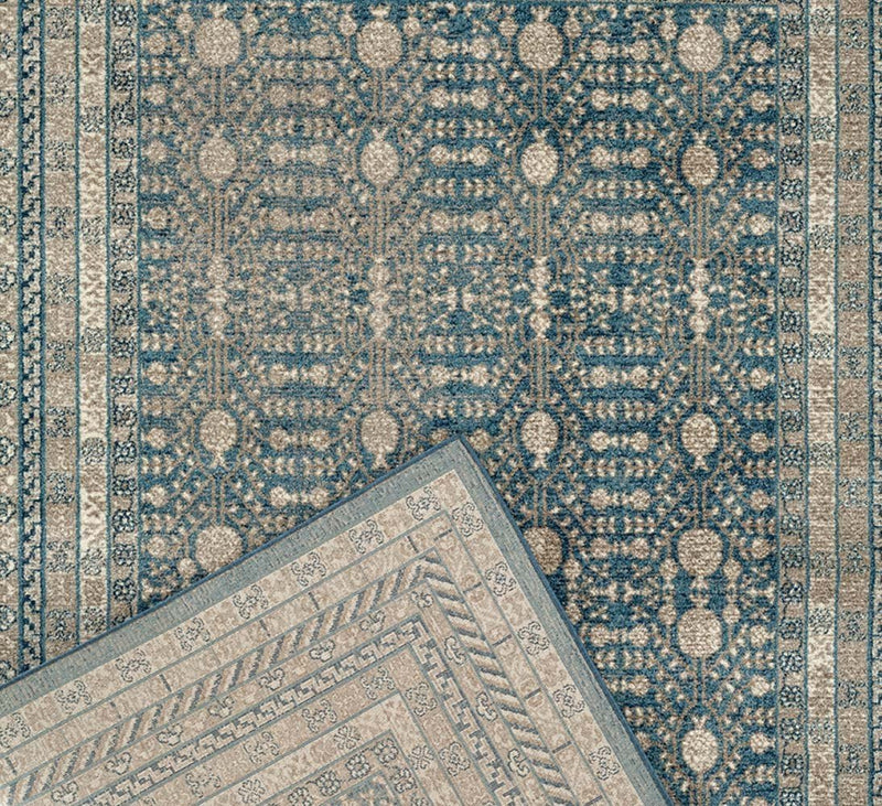 Sophia-Breeze Sky Blue Rug-RUG HOME