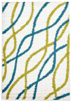Viva-Viva Collection 804 White Rug-RUG HOME