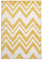 Viva-Viva Collection 805 Yellow Rug-RUG HOME