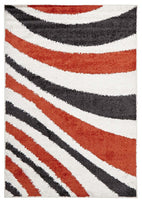 Viva-Viva Collection 807 Rust Rug-RUG HOME