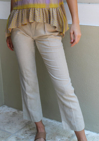 Alvin Valley Natural Tan Pant